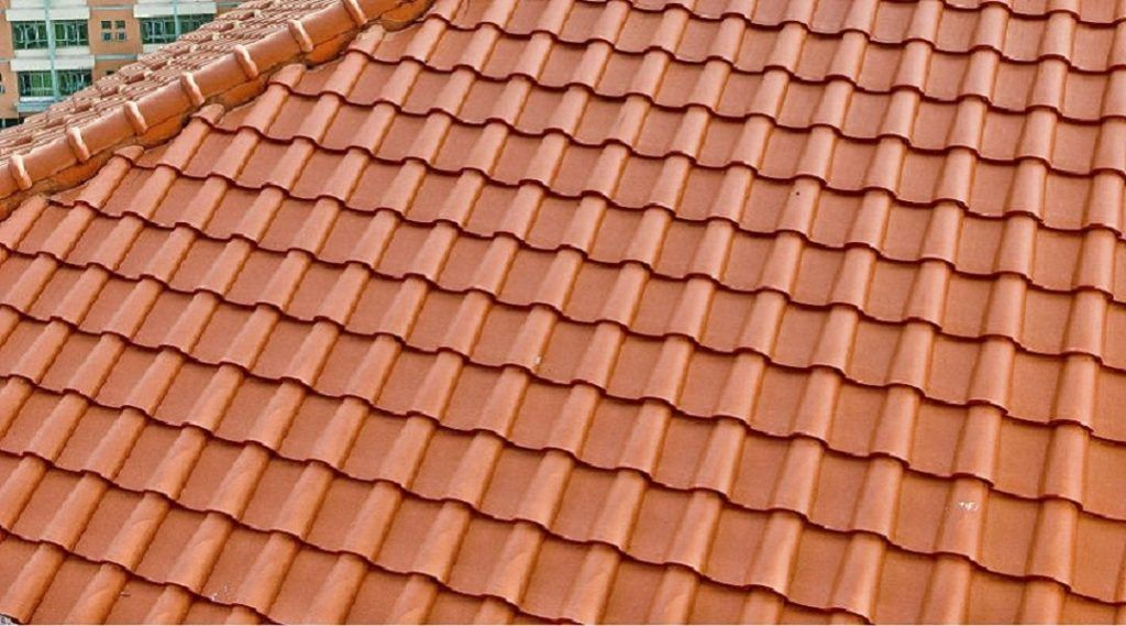 Colour coated tile roof sheets