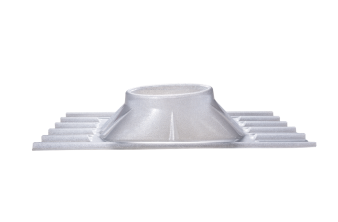 Poly carbonate base plate